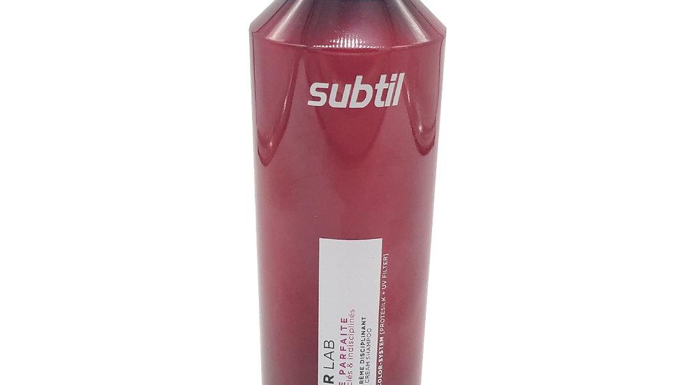 Subtil Color Lab Шампунь для непослушных и кудрявых волос 300 ml