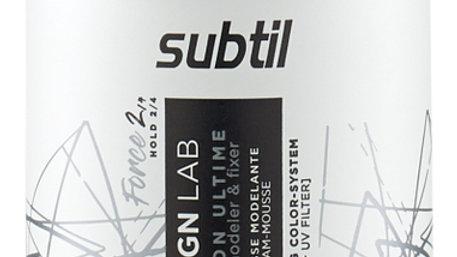 Ducastel Subtil Крем-мусс для моделирования волос, 100 мл