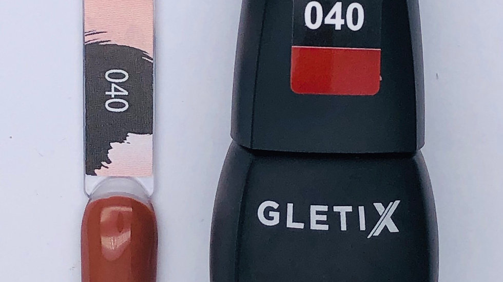Гель-лак GLETIX 040 10 мл