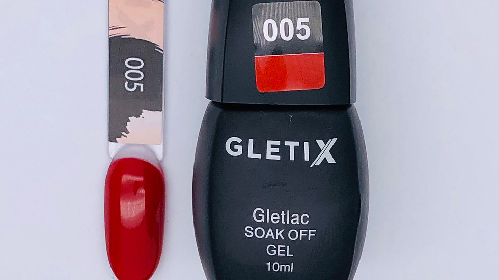 Гель-лак GLETIX 005 10 мл