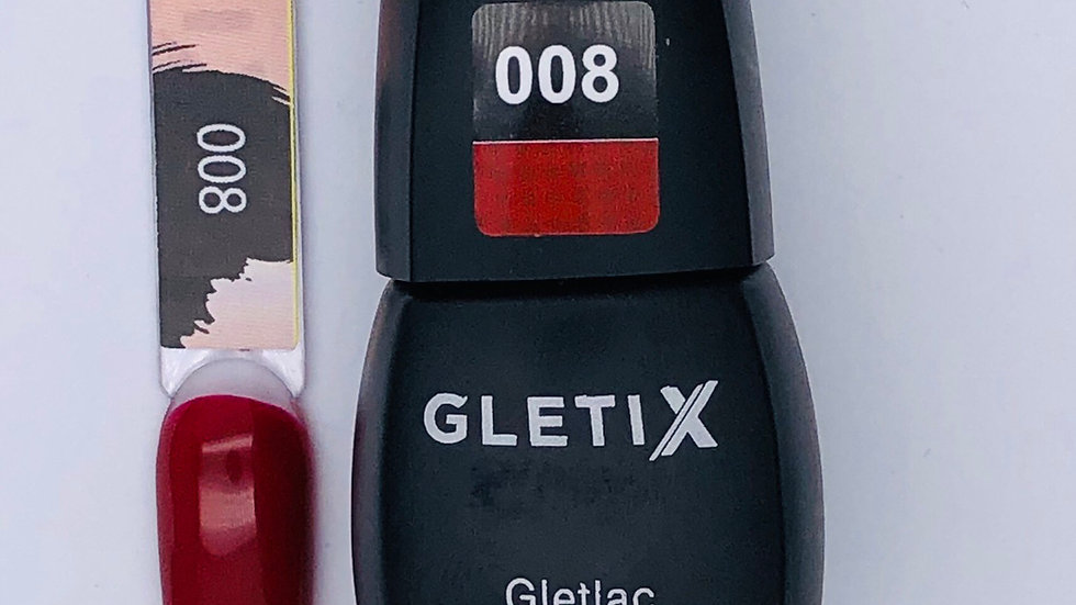 Гель-лак GLETIX 008 10 мл