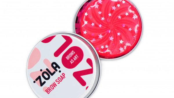 Мыло для бровей ZOLA, 25 g