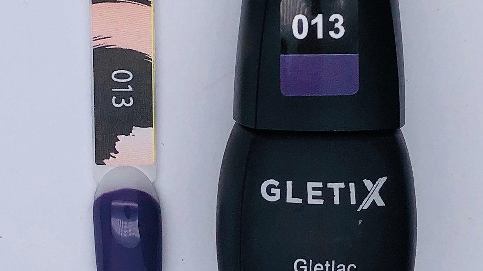 Гель-лак GLETIX 013 10 мл