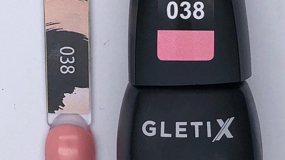 Гель-лак GLETIX 038 10 мл