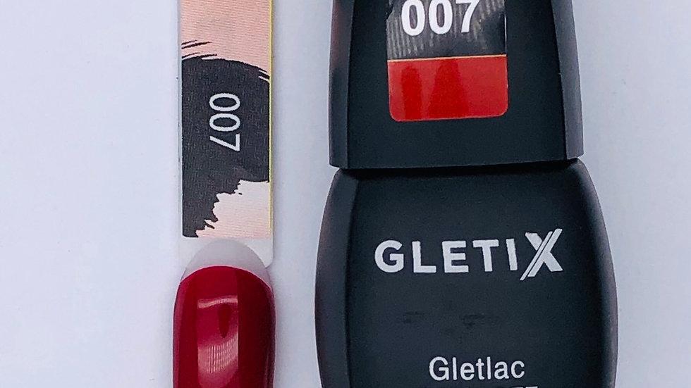 Гель-лак GLETIX 007 10 мл