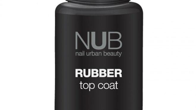 NUB Steel Top Coat - стальной закрепитель для гель-лака , 30 мл