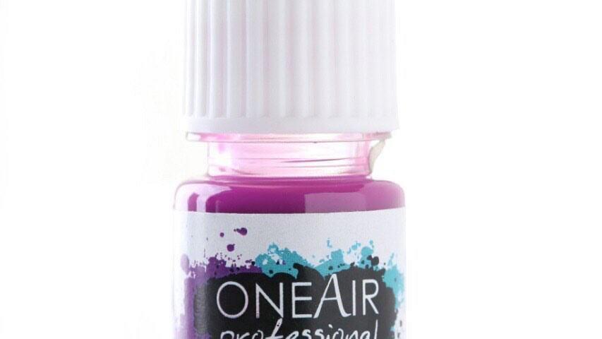 Базовая краска для аэрографии, Фиолетовый неон  10 мл