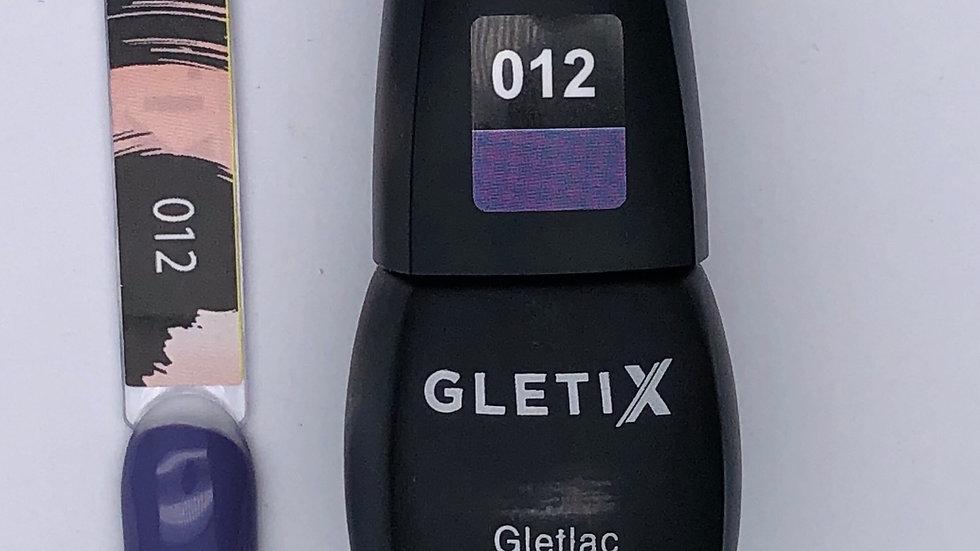 Гель-лак GLETIX 012 10 мл