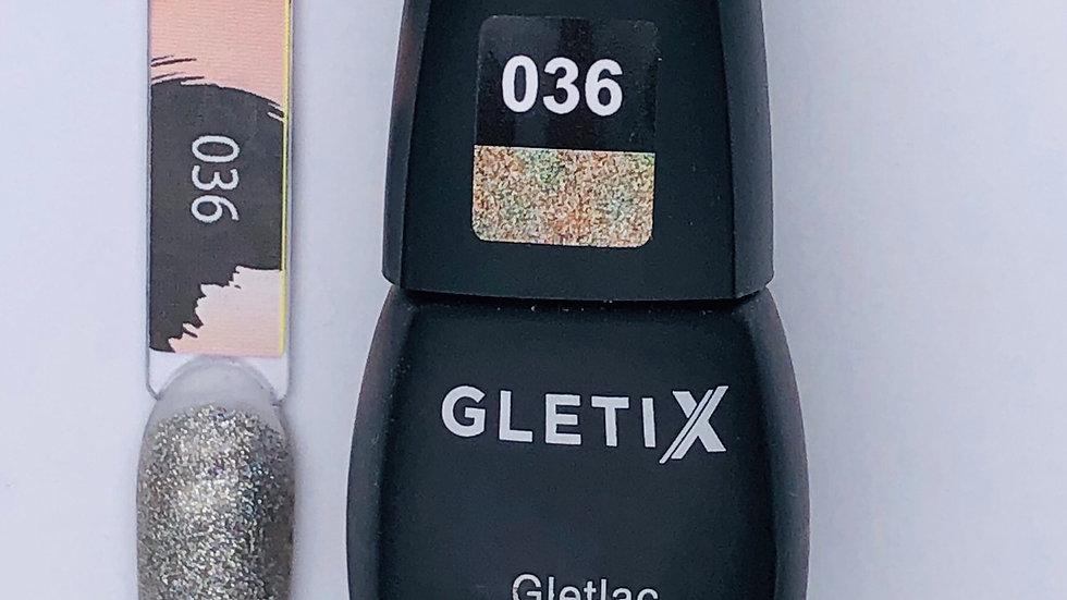 Гель-лак GLETIX 036 10 мл