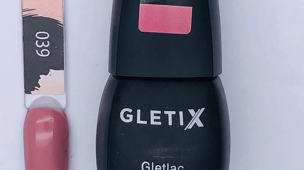 Гель-лак GLETIX 039 10 мл