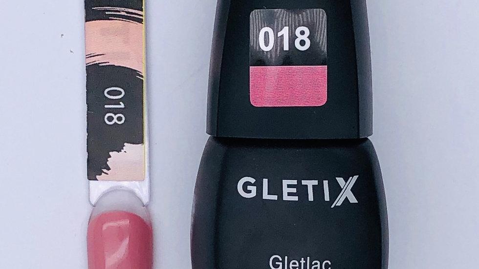 Гель-лак GLETIX 018 10 мл