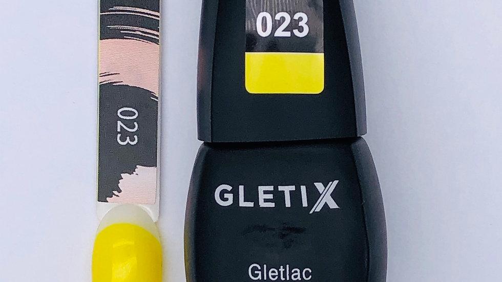 Гель-лак GLETIX 023 10 мл