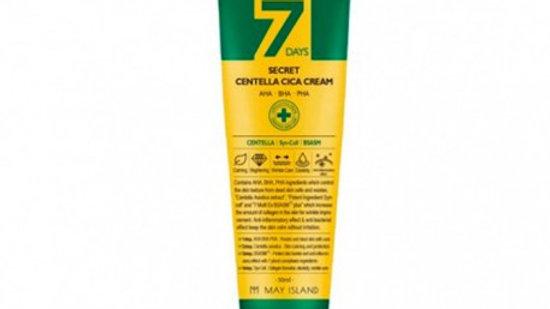 крем для проблемной кожи May Island 7 Days Secret Centella
