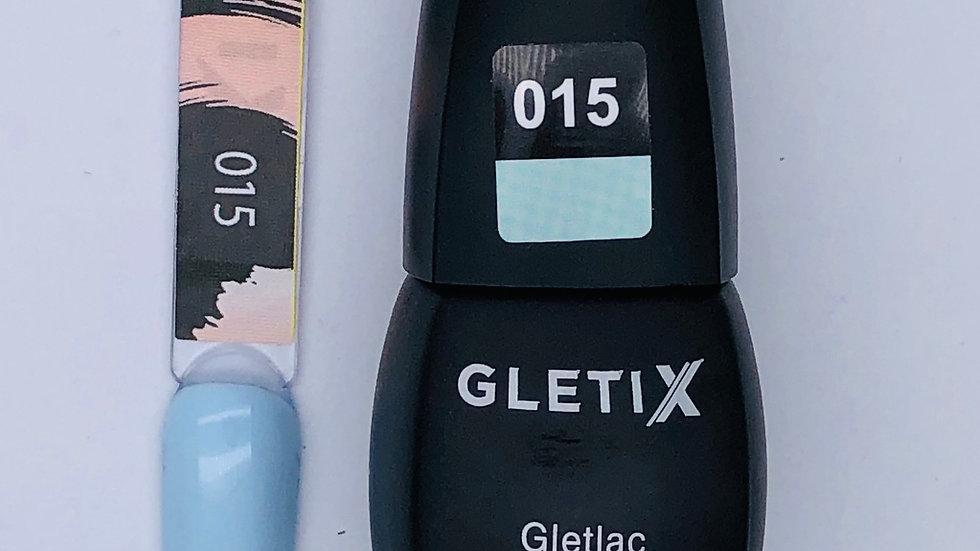 Гель-лак GLETIX 015 10 мл