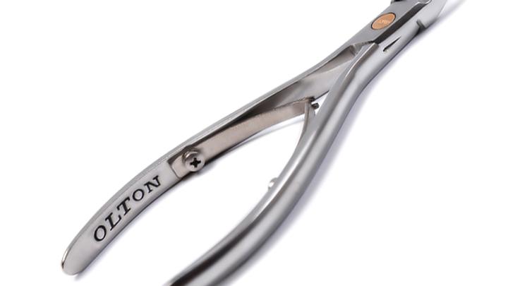 Кусачки для кожи Олтон XL (16-23 мм)