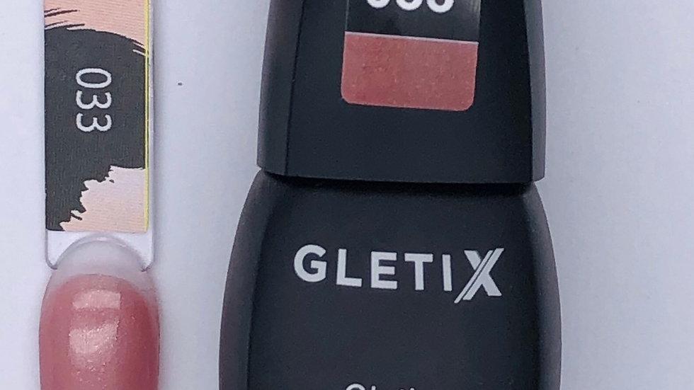 Гель-лак GLETIX 033 10 мл