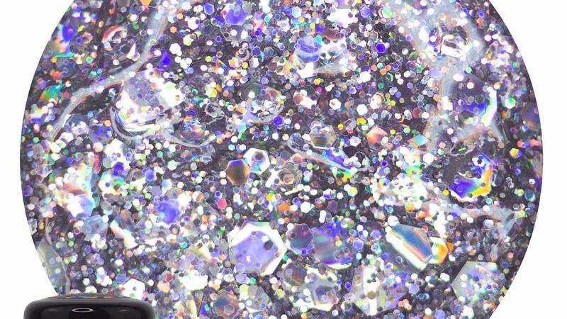 Гель для дизайна NUB Shimmer Gel №004,  5мл