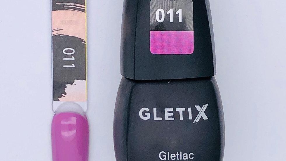 Гель-лак GLETIX 011 10 мл