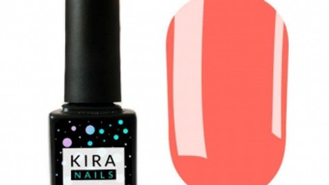 Гель-лак Kira Nails №018, 6 мл.