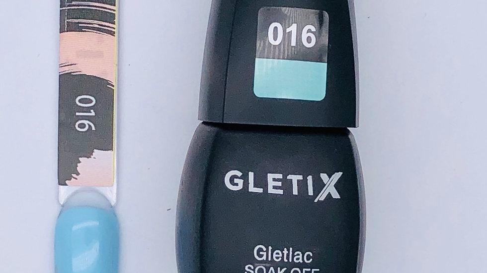 Гель-лак GLETIX 016 10 мл