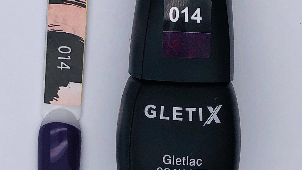 Гель-лак GLETIX 014 10 мл