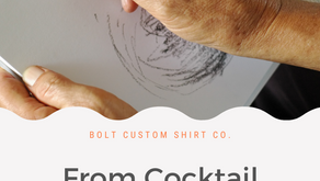 From Cocktail Napkin to T-Shirt