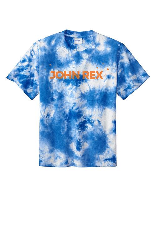 John Rex Circles and Stars T-Shirt
