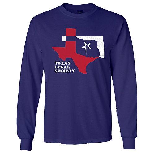 Texas Legal Society Long Sleeve