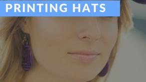 Screen Printing Hats