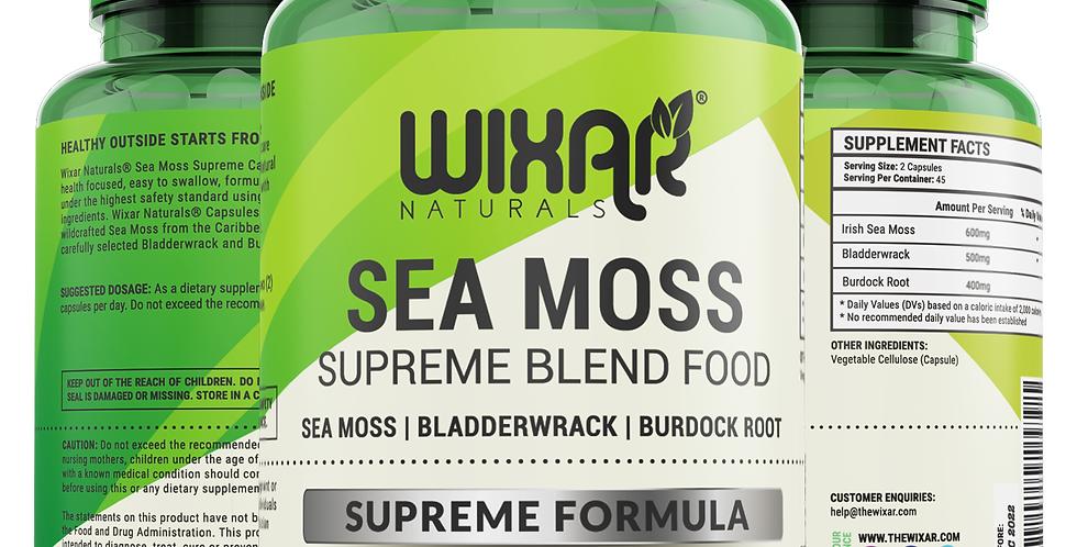 SEA MOSS SUPREME - 90 CAPSULES