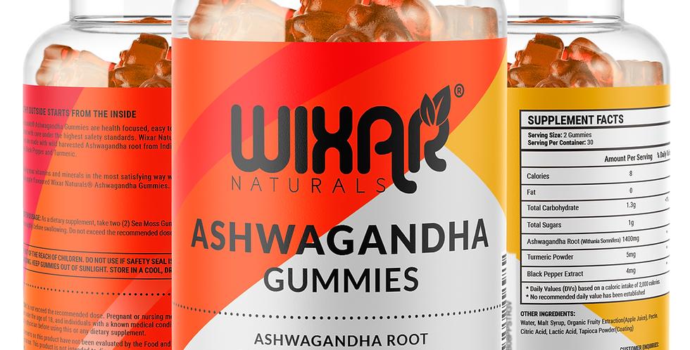 WIXAR ASHWAGANDHA GUMMIES