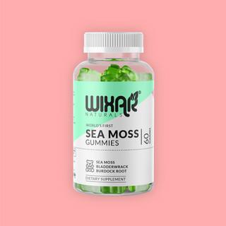 Sea Moss Gummies.