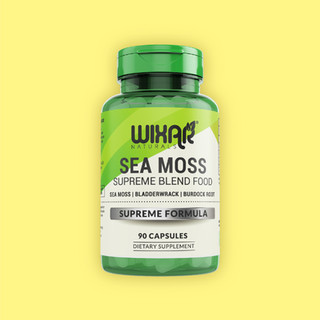 Sea Moss Capsules.