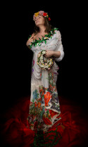 'Diosa Flora, esperando la primavera' / (Botticelli).
