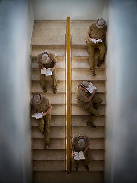 """""""la escalera de Jacob"""""""