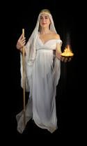'Hestia, el fuego del hogar'