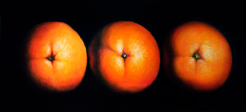 'tres naranja/s'