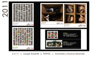 LOUPE AWARDS (AUSTRALIA)+TZIPAC (NUEVA ZELANDA)