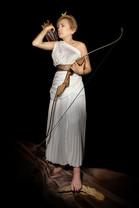 'Diana cazadora'