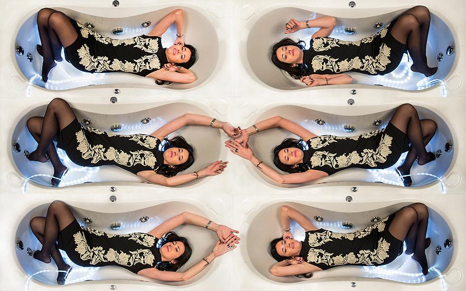 baño eléctrico