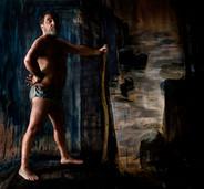 'Hércules desviando el curso del rio Alfeo'