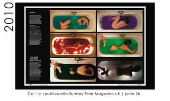 Sunday Times Magazine . 06 / 2010