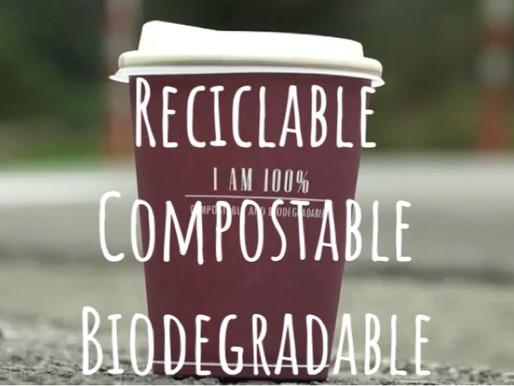 Reciclar  Compostar &  Biodegradar
