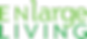 Final logo - Enlarge Living green.png