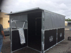 Removable Storm Covers