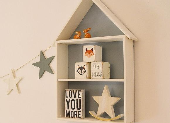 בתי עץ לעיצוב חדרי ילדים