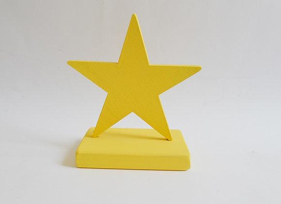 כוכב עומד דקורטיבי