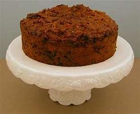 Sausage Spice Cake