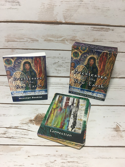 Priestesses of the New Earth Oracle Deck
