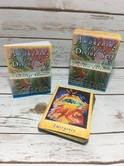 Awakening to Your Divine Self Card Deck